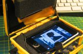 Estuche para Ipod Walkman - DIY