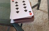 El truco de la tarjeta