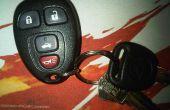 Reparación de llave Fob (para coche)