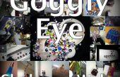 Wobbly Woggly: Brillar intensamente los ojos Goggly que duran para siempre