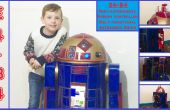 Multi-Functional Star Wars Astromech Droid