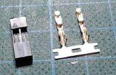 Montaje de conectores de Pont