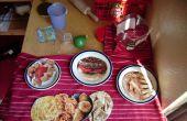 """""""Play Food"""" tarjetas para el juego imaginativo de cocina"""
