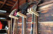 Baratos y fácil herramienta de garaje suspensiones