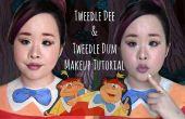 Alicia en el país de las maravillas: Tweedle Dee y Dum inspiraron maquillaje