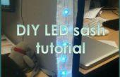 Tutorial de DIY LED marco