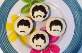 Cupcakes de banda Beatles
