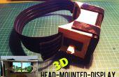 DIY 3D cabeza-montado-Display con tu smartphone