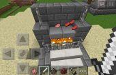 Estufa de Minecraft PE