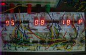 Diseño de la lógica secuencial para un reloj Digital de aprendizaje