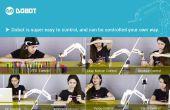 Cómo controlar un Arduino controla brazo robótico Dobot equipo