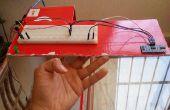 Rastrear el movimiento 2D usando Arduino sensores ultrasónicos y visualizar en la unidad