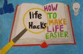 Increíble vida Hacks para gente perezosa