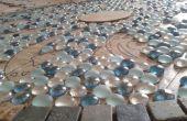 Diseño de su piso de mosaico