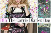 DIY MODA   El bolso de Carrie Diaries uñas (bolsa)