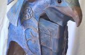 Animatronic Stargate casco