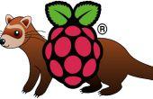 FerretPi: Uso de frambuesa Pi como un servidor de FTP seguro