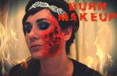 Maquillaje de quemaduras