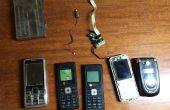 Cómo utilizar teléfono antiguo para construir la página Internet de las cosas