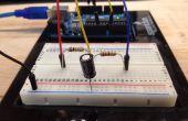 Medir la capacitancia con Arduino