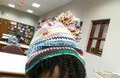 Sombrero del ganchillo Scrapy