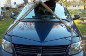 Auto Amarre en anclajes, la manera fácil de atar a su azotea del coche rápidamente y con seguridad