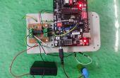 Robot autónomo de Arduino (Land Rover / coche) Stage1Model2