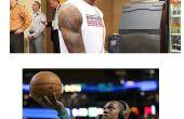 Cómo obtener bombeado antes de un partido de baloncesto.