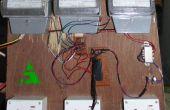 Contador de energía inalámbrico con Control de carga