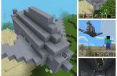 Aviones de combate de Minecraft