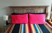 Introducción: Cabecero de cama Queen madera