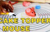 Cómo hacer Fondant de primeros de la torta de Mouse