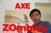 Cómo hacer zombie axe con frenos de bicicleta