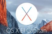 Transformar Windows 7/8/10 para Mac OS X El Capitan