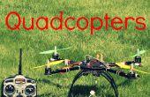 La última guía DIY Quadcopters