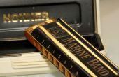 Guía de armónica para principiantes