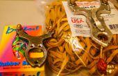 Bandas de goma tirachinas
