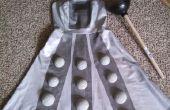 Vestido de armadura de Dalek DIY
