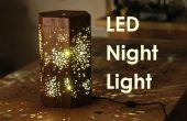 Hacer una luz de noche LED con estrella