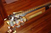Escopeta de Steampunk
