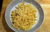 Cómo hacer Spaetzle - una tradicional clase alemán Swabian/sur de tallarines