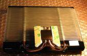 Agregar un cooler a una ATI todos en Wonder 9600 tarjeta VGA