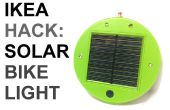 IKEA Hack: Solar Powered luz