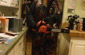 Motosierra Monster Halloween traje prototipo