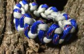 Slithering Snake pulsera Paracord