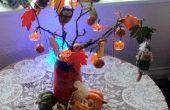 Pieza central del árbol Spooky