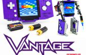 "Transformación de LEGO Game Boy Advance - ""Vantage"""