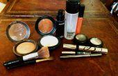 Cómo hasta la fecha el maquillaje de noche