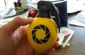 Hacer su propia apertura ciencia Combustible limón