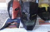 #7 batman acorazado casco de cartón | BRICOLAJE Abdellah| -Cómo - HD